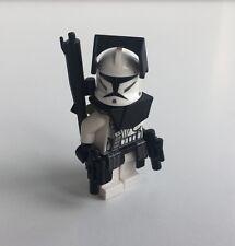 LEGO Star Wars Clone Trooper + Commander Rüstung, Waffen & Custom Zubehör