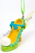 NEW Disney Parks Tinker Bell Fairy Heel Shoe Christmas Tree Ornament Tinkerbell
