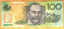 🇦🇺Australian1996 100 Dollar Notes Banknotes LAST PREFIX TEST NOTE 📮FREE POST