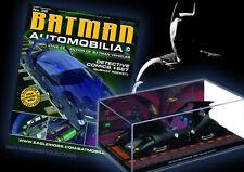 COLECCION COCHES DE METAL ESCALA 1:43 BATMAN AUTOMOBILIA Nº 36 DET. COMICS #667