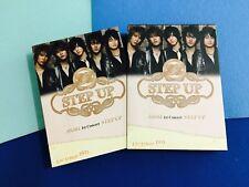SS501 step up 1st concert dvd set