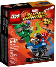LEGO 76064 Mighty Macros: Spider-Man vs Green Goblin - BRAND NEW SEALED