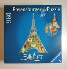 Ravensburger Eiffel Tower 960 Piece Jigsaw Puzzle for Adults – NEW SEALED!