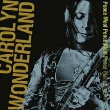 Peace Meal [Digipak] by Carolyn Wonderland (CD, Oct-2011, Bismeaux Productions)