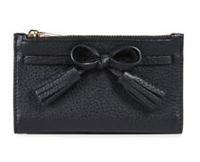 Kate Spade hayes street mikey Tassel Card Case Coin Purse Slim Wallet NWT $98