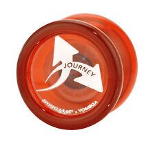 Yomega Journey Red Yo Yo  PLUS 3 FREE NEON STRINGS YELL/ORG/GREEN