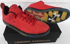 Under Armour UA Mobtown 1231374-600 Red SB Skateboard Skate Shoes Men's 8.5 Surf