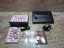 NEO GEO X GOLD CONSOLE NG-001 AES USA VIDEO GAME SYSTEM NINJA MASTERS ONLY