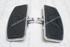 Suzuki Volusia VL800 C50 M50 Front Footboards Floorboards Eagle (Need Modify)
