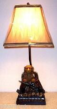Table Lamp Gunner Pup Hunting 60 watt NEW