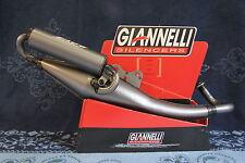 Piaggio NRG Auspuff Giannelli Arrow Extra V2 Tuningauspuff muffler Tuning Neu
