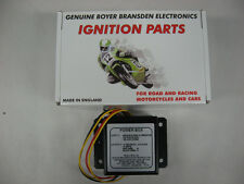 TRIUMPH BOYER  POWERBOX BATTERY ELIMINATOR FOR POINTS AND ELECTRONIC IGNITION