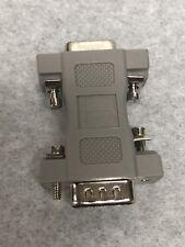 Kramer VGA SVGA F-m Mini Gender Changer Coupler Adapter 2552-600103