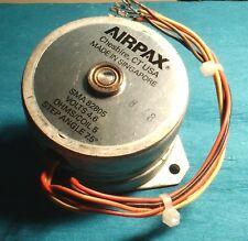 Schrittmotor Firma AIRPAX SMA82805 4,6 Volt -  Ohm/Spule 5 Schrittwinkel 7,5 Gra