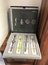 Swatch Uhr GZS40 Artist Collection 2009 . Unbenutzt mit Ovp.