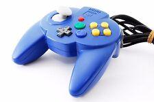 Hori Pad mini Controller Nintendo 64 Blue Free Shipping from Japan very good