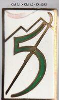 Alpini 5° Esercito Italiano distintivo di Reparto produttore Lorioli