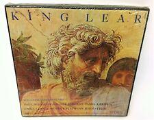 New King Lear Howard Sackler Shakespeare Recording Society 4 Record Album Vinyl