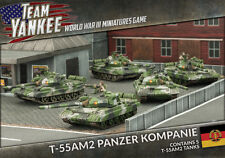 Team Yankee - East German: T-55AM2 Panzer Kompanie TEBX01