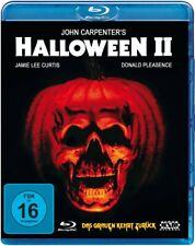 Halloween II 2 (1981) Blu Ray EU Import Region B New & Sealed
