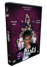 9 ÉS 1/2 RANDI - HUNGARIAN DVD (2008)