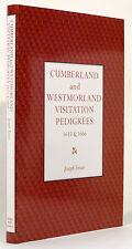 Half Price 17th Century Cumberland Westmorland Visitation Pedigrees 1615 1666
