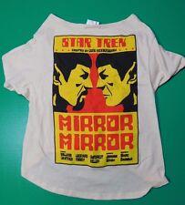 New Star Trek Mirror Mirror  Exclusive Loot Crate Pets XL Dog Shirt