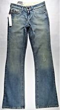 Joe's The Socialite Womens Jeans 28x33 Bootcut Embroidery USA Distressed NEW