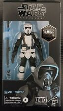 Star Wars Black Series Scout Trooper Gaming Greats 6 inch New Sealed Exclusive