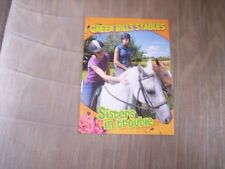 NEW---Pony Club---Green Hills Stables Series---SISTERS IN TROUBLE---2010