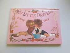 Acceptable - New Little Prayers Pop-Up Book - Illustrated By Grahame Johnstone,