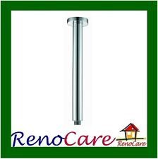 SALE 250mm Round Brass Chrome Finish Ceiling Shower Arm RC-6421-250
