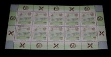 GERMANY, 1997, WINDMILLS, 100+50 , SHEET/10, MNH, NICE! LQQK!