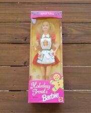 Vintage (1997) Barbie Sweet Treats CHRISTMAS Mattel *in box*