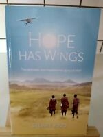 Story of Mission Aviation Fellowship 'Hope Has Wings' (MAF 2017) £5.99 Free P&P