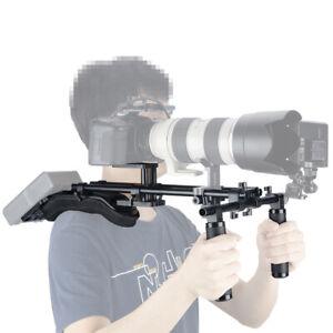 UK Stock Niceyrig Camera Hand Holder Mount Support Rig Portable Pro Shoulder Pad
