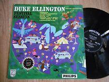 DUKE ELLINGTON FESTIVAL SESSION RARE LP 1959 N/M