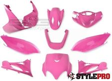 Verkleidung Verkleidungsset Verkleidungsteile in Pink MBK Mach G Yamaha Jog R RR