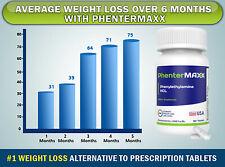 Adipex P 37.5 Alt PhenterMaxx® Fat Burner Appetite Control Weight Loss Diet Pill