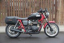 Triumph Thruxton 900 Panniers T100 Panniers by Krauser Street Bags