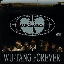 Wu-Tang Clan - Wu-Tang Forever (180g 4LP Vinyl, MP3) Loud, NEU+OVP!