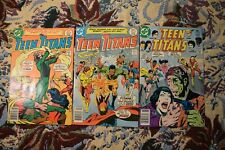 Teen Titans 46 47 48 1st Harlequin (Duela Dent) Lot of 3 Robin Nice