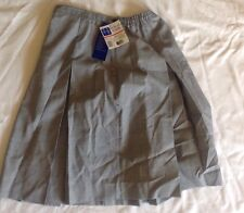 NWT Royal Park School Uniform Style 134 Color 38 NV Size 12 Girls Skirt