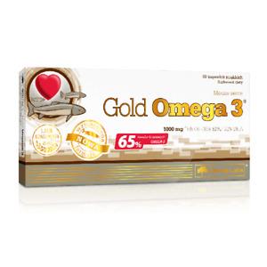 (15,59€/100g) Olimp Gold Omega 3 60 Kapseln 76g