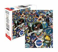 NASA Mission Patches 1000 Piece Jigsaw Puzzle