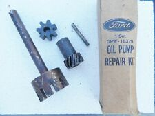 GPW Ford Willys MB Oil Pump Repair Kit G503 18397 1e model New Old Stock