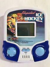 MGA Micro Games America Slapshot Ice Hockey Handheld Electronic Game - Tested!