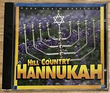 Hill Country Hannukah cd MARK RUBIN PRESENTS NEW/SEALED! Jewish Music