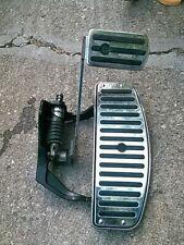 Harley brake pedal, mount, footboard, master cylinder, pedal