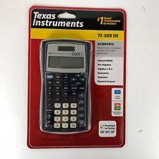 Texas Instruments Scientific Calculator TI-30X IIS NEW